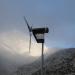 Kleinwindkraft an der Dolic-Hütte in Slowenien