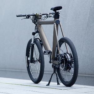 Elektro-Fahrrad von Grace